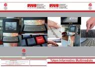 Brochure Totem Informativo Multimediale - Far Systems