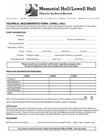 chalet Zermatt Peak – client requirement form