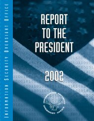 2002 Annual Report to the President - Federation of American ...