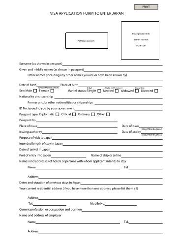 visa-application-form-to-enter-japan Japan Visa Application Form To Enter on letter sample, guarantee letter, independent contractor, flight itinerary for, embassy philippines, sample daily schedule for,