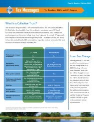 What Is a Collective Trust? Loan Fee Change - FASCore