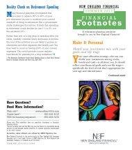 Footnotes - FASCore