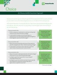 Enhanced Investment Approach - FASCore, LLC