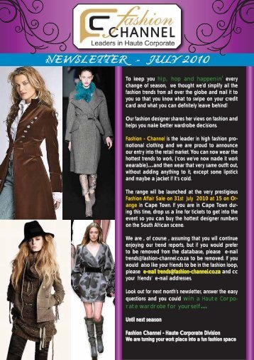 trends_autumn_winter.. - Fashion Channel
