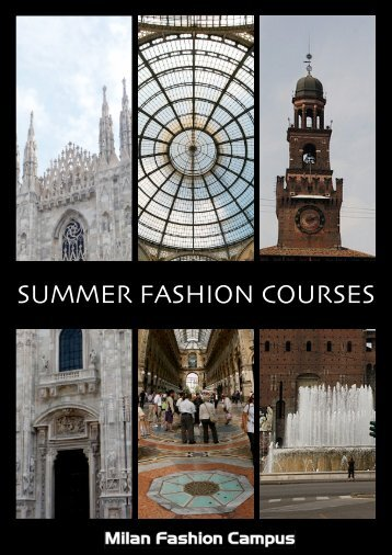 Download Summer Course Brochure