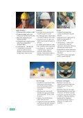 MSA una gamma completa di elmetti protettivi, altamente ... - Fasit - Page 2