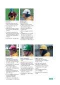 MSA una gamma completa di elmetti protettivi, altamente ... - Fasit - Page 3