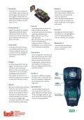 SIRIUS – Rivelatore 4 gas & PID - Fasit - Page 3