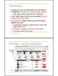 From Web Content Mining to Natural Language Processing - Page 5