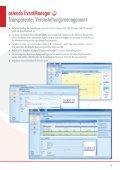 Verwalten und analysieren Sie Veranstaltungen professionell und ... - Page 2