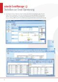 Verwalten und analysieren Sie Veranstaltungen professionell und ... - Page 5