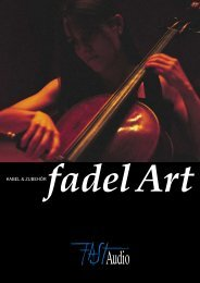 FadelArt - FAST Audio