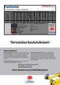 FANUC robottikoulutus, syksy 2010 - Fastems - Page 4