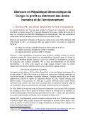 Glencore en République Démocratique du Congo - Fastenopfer - Page 5