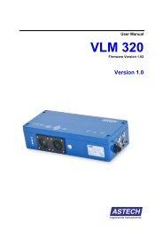 VLM 320 - ASTECH Gmbh