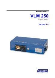 VLM 250 - ASTECH Gmbh