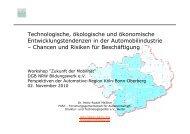 DGB Bonn 02-11-2010 hrm kurz - FAST Forschungsgemeinschaft ...