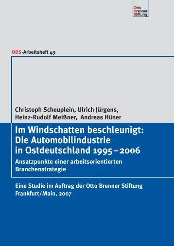 Im Windschatten beschleunigt - Westfälische Wilhelms-Universität ...