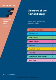 Disorders of the Hair and Scalp - Fast Facts