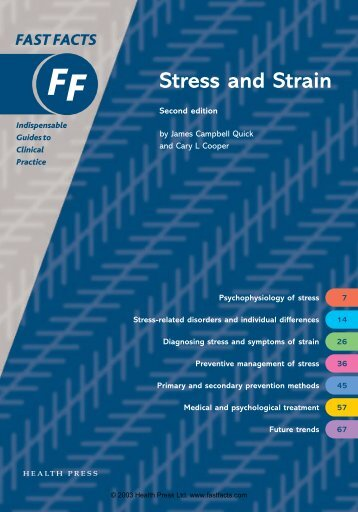 Stress and Strain - Fast Facts