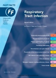 Respiratory Tract Infection - Fast Facts