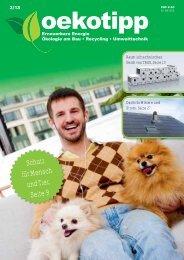 Schutz für Mensch und Tier, Seite 9 - fastsolution AG