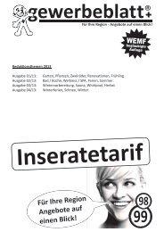 gewerbeblatt+ - fastsolution AG
