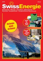 Die Energie- wende als Chance! - fastsolution AG