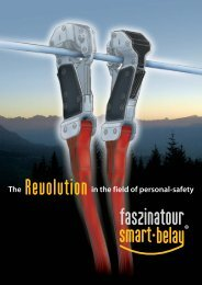 The Revolution in the field of personal-safety - Faszinatour Touristik ...