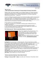 Seite 1 von 3 faszinatour best practice 20.07.2007 file://C ...