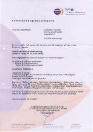 ^-,1 THEi - Faszinatour Touristik-Training-Event GmbH