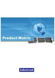 product matrix (PPT version)_v1.0_Q2, 2009 UK