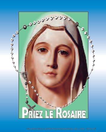 Priez Le Rosaire