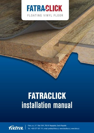 FATRACLICK installation manual