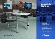 Инфо буклет Novoflor Extra Statik SD - Fatra