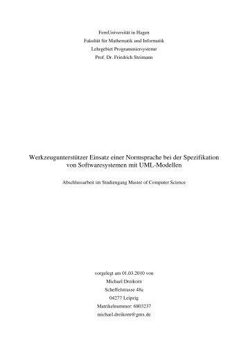 Download - FernUniversität in Hagen