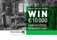 €10 000 - Festool