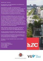 Download de uitnodiging - Feweb - Vrije Universiteit Amsterdam
