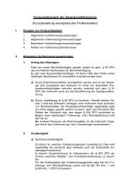 Voraussetzungen der Zwangsvollstreckung (159.5 ... - Fh-guestrow.de