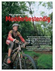 Kies of bouw een winterklare mountainbike - Fiets