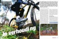 Drie DoorDachte mountainbikes in zeer grote maten - Fiets