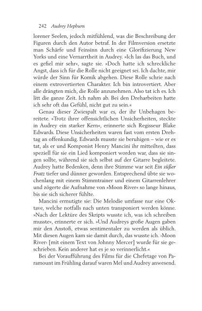 Audrey Hepburn - S. Fischer Verlag