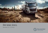 Der neue Arocs. - Daimler FleetBoard GmbH