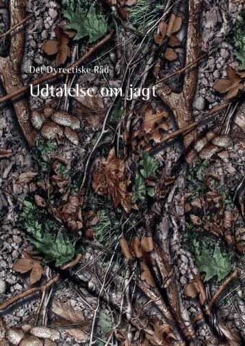 Udtalelse om jagt (2010) - Fødevarestyrelsen