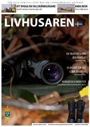 Livhusaren 2011 (pdf) - Försvarsmakten