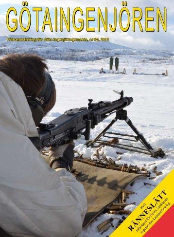 Götaingenjören nr 94 v 2 - Försvarsmakten