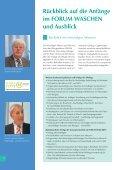 IKW Projektzeitung Waschen 2011 - Forum Waschen - Seite 2