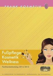 Fußpflege Kosmetik Wellness - Frank Kosmetik