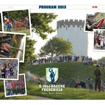 6 Juli 2013_program.pdf - Fredericia Kommune
