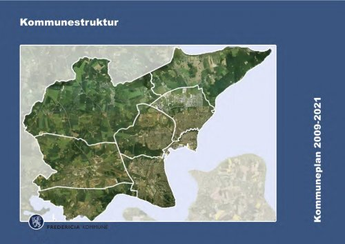 Kommunestruktur - Fredericia Kommune